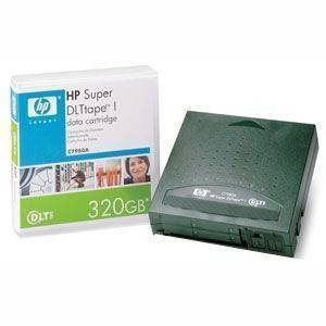 SUPER DLT-1 TAPE HEWLETT PACKARD 220-320GB ΜΕ ΟΕΜ : C7980A