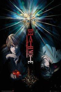 POSTER DEATHNOTE PYRAMID INTERNATIONAL 61 X 91.5 CM