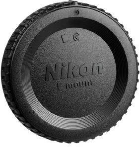 NIKON BF-1B BODY CAP FOR SLR CAMERAS FAD00401