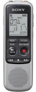 SONY ICD-BX140 4GB MONO DIGITAL VOICE RECORDER
