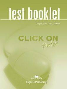 CLICK ON STARTER TEST BOOKLET