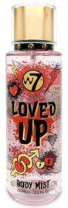 BODY MIST W7 LOVED UP 250ML