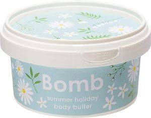 BODY BUTTER BOMB COSMETICS SUMMER HOLIDAY 210ML