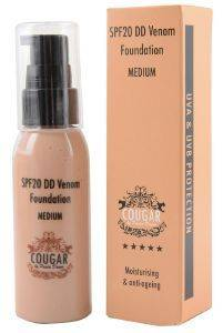 DD CREAM & FOUNDATION COUGAR BEAUTY 100ML