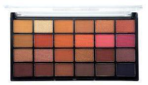 ΠΑΛΕΤΑ TECHNIC EYESHADOWS PALETTE THE HEAT IS ON (24Χ1,1GR)