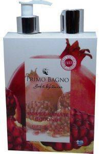 ΣΕΤ ΔΩΡΟΥ PRIMO BAGNO POMEGRANATE COCONUT 2ΤΜΧ
