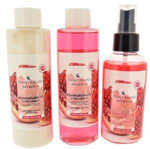 ΣΕΤ ΔΩΡΟΥ PRIMO BAGNO  POMEGRANATE COCONUT