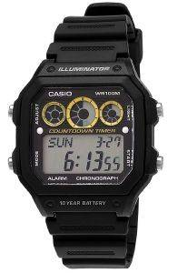 ΑΝΔΡΙΚΟ ΡΟΛΟΙ CASIO COLLECTION AE-1300WH-1AVEF