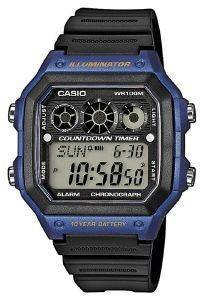 ΑΝΔΡΙΚΟ ΡΟΛΟΙ CASIO COLLECTION AE-1300WH-2AVEF