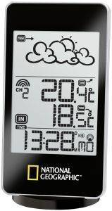 NATIONAL GEOGRAPHIC BASIC WEATHER STATION