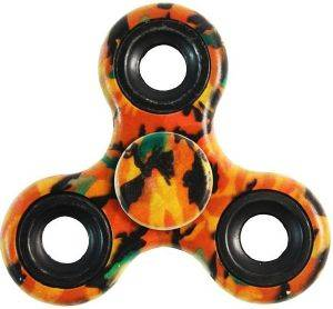 FIDGET SPINNER TOY - AFRICA