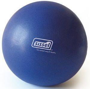 ΜΠΑΛΑ SISSEL PILATES SOFT BALL ΜΠΛΕ (22 CM)