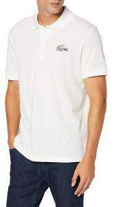T-SHIRT POLO LACOSTE PH8787 70V ΛΕΥΚΟ