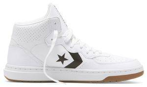 ΜΠΟΤΑΚΙ CONVERSE RIVAL SHOOT FOR THE MOON HI 164890C WHITE/BLACK (EUR:45)