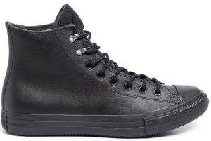 ΜΠΟΤΑΚΙ CONVERSE CTAS WINTER BOOT HI WATERPROOF 164923C BLACK (EUR:43)