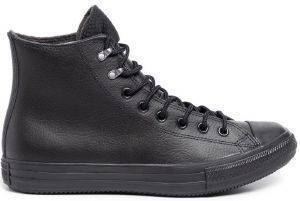 ΜΠΟΤΑΚΙ CONVERSE CTAS WINTER BOOT HI WATERPROOF 164923C BLACK (EUR:44)