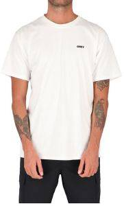 T-SHIRT OBEY BOLD 165262349 ΛΕΥΚΟ