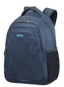 ΣΑΚΙΔΙΟ AMERICAN TOURISTER AT WORK LAPTOP BACKPACK 15.6'' ΣΚΟΥΡΟ ΜΠΛΕ