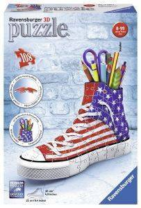 SNEAKER USA FLAG RAVENSBURGER 108 ΚΟΜΜΑΤΙΑ (21 X 12 CM)