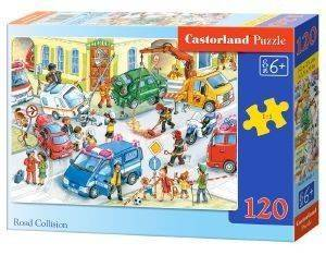 ROAD COLLISION CASTORLAND 120 ΚΟΜΜΑΤΙΑ