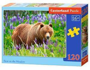 BEAR ON THE MEADOW CASTORLAND 120 ΚΟΜΜΑΤΙΑ