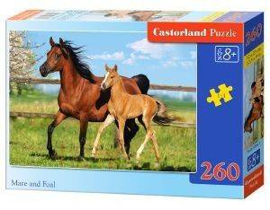 MARE AND FOAL CASTORLAND 260 ΚΟΜΜΑΤΙΑ