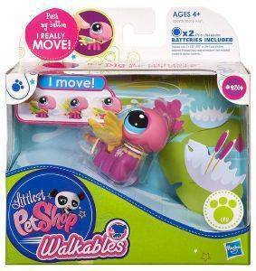 LITTLEST PET SHOP WALKABLES 2324 LIBELLE DRAGONFLY