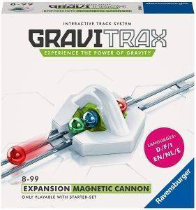 GRAVITRAX RAVENSBURGER EXPANSION SET MAGNETIC CANNON [26095]