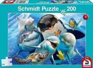 UNDERWATER FRIENDS SCHMIDT 200 ΚΟΜΜΑΤΙΑ