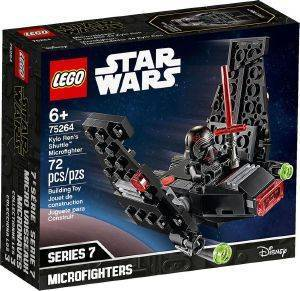 LEGO 75264 KYLO REN'S SHUTTLE MICROFIGHTER