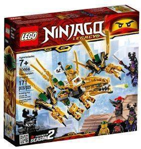 THE GOLDEN DRAGON (70666)