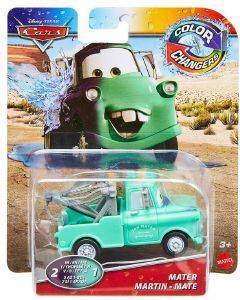 MATTEL CARS ΑΥΤΟΚΙΝΗΤΑΚΙΑ COLOR CHANGERS MATER [GNY94]