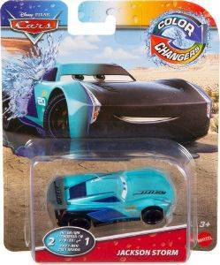MATTEL CARS ΑΥΤΟΚΙΝΗΤΑΚΙΑ COLOR CHANGERS JACKSON STORM [GNY94]