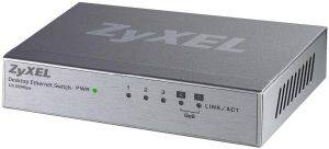 ZYXEL ES-105A 5-PORT DESKTOP FAST ETHERNET SWITCH
