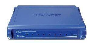 TRENDNET TE100-S8 8-PORT 10/100MBPS SWITCH