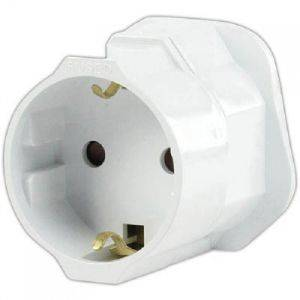 HQ EL-TRAVEL 01 SCHUKO ADAPTER