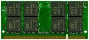 MUSHKIN 991577 2GB SO-DIMM DDR2 PC2-6400 800MHZ