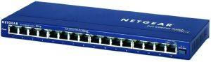 NETGEAR FS116GE PROSAFE 16-PORT 10/100 DESKTOP SWITCH