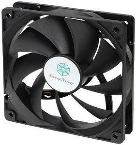 SILVERSTONE FN121-P 120MM FAN BLACK
