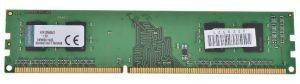 KINGSTON KVR13N9S6/2 2GB DDR3 PC3-10600 1333MHZ VALUE RAM