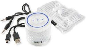VEHO VSS-747-360BT 360° M4 BLUETOOTH WIRELESS SPEAKER WHITE