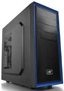 CASE DEEPCOOL TESSERACT BLACK