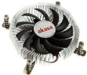 AKASA AK-CC7129BP01 LOW PROFILE CPU-COOLER 74MM