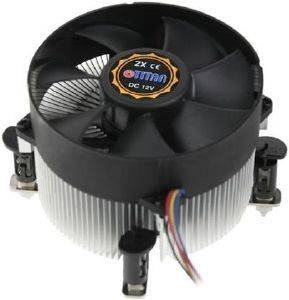 TITAN TTC-NA02TZ/RPW1 INTEL LGA 1155/1156 CPU AIR COOLER