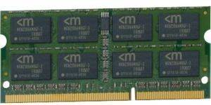 RAM MUSHKIN 991643 2GB SO-DIMM DDR3 PC3-8500 1066MHZ ESSENTIALS SERIES