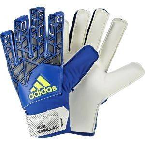 ΓΑΝΤΙΑ ADIDAS PERFORMANCE ACE TRAINING IKER CASILLAS ΜΠΛΕ