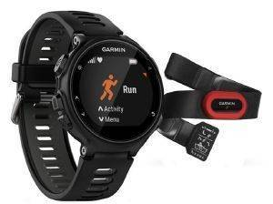 ΡΟΛΟΪ GARMIN FORERUNNER 735XT RUN BUNDLE ΜΑΥΡΟ