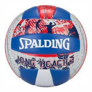 ΜΠΑΛΑ SPALDING LONG BEACH VOLLEYBALL ΜΠΛΕ/ΓΚΡΙ (5)