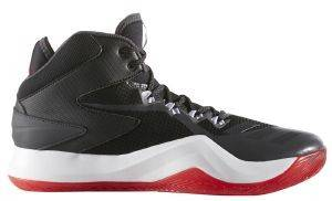 ΠΑΠΟΥΤΣΙ ADIDAS PERFORMANCE D ROSE DOMINATE 4 ΜΑΥΡΟ (UK:8.5, EU:42 2/3)