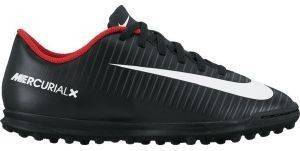 ΠΑΠΟΥΤΣΙ NIKE MERCURIAL X VORTEX TF JR ΜΑΥΡΟ